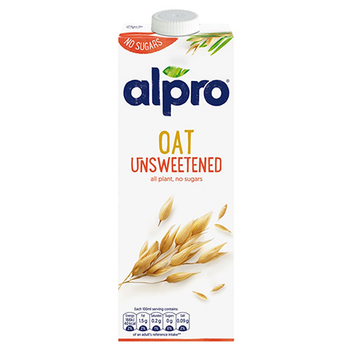Alpro Oat Drink Out Of Stock