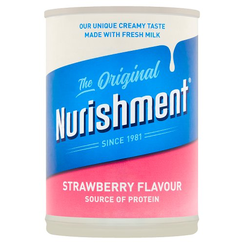 Dunns River Nurishment Strawberry