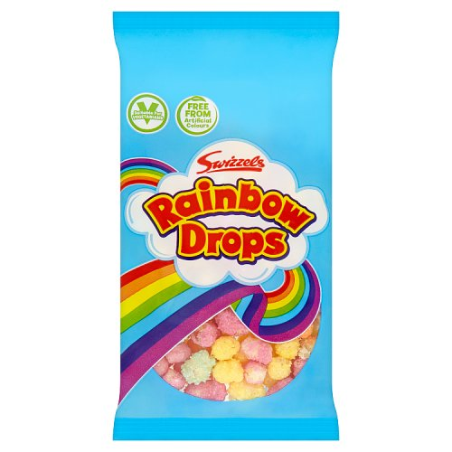 Swizzels Matlow Rainbow Drops Small Bag