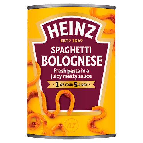 Image result for spaghetti bolognese tin
