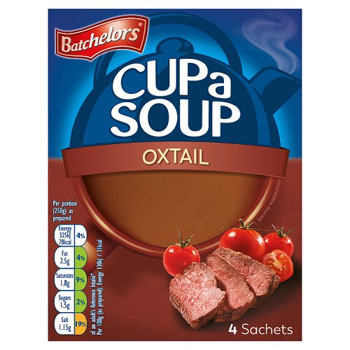 Batchelors Cup a Soup Oxtail