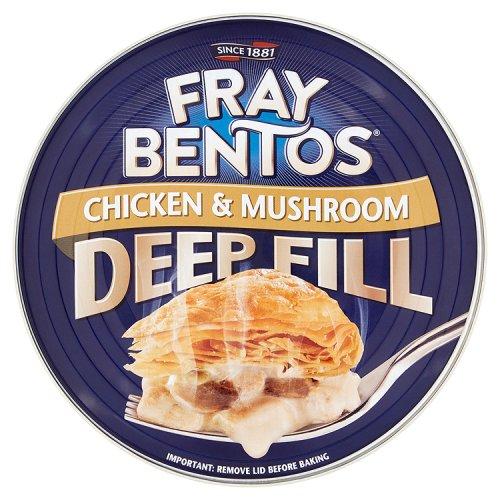 Fray Bentos Chicken & Mushroom Pie