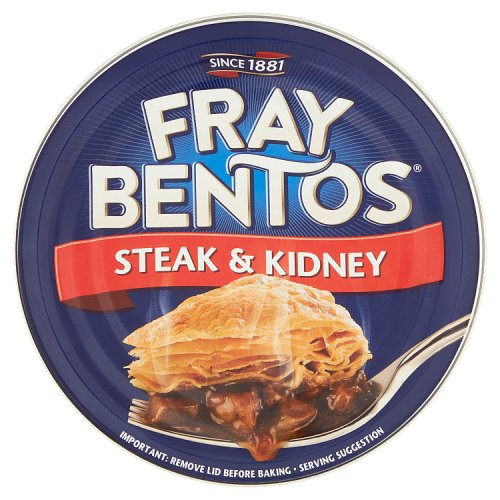 Fray Bentos Steak & Kidney Pie