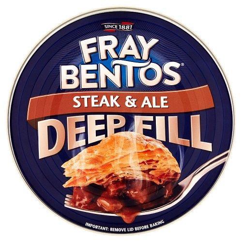 Fray Bentos Steak and Ale Pie