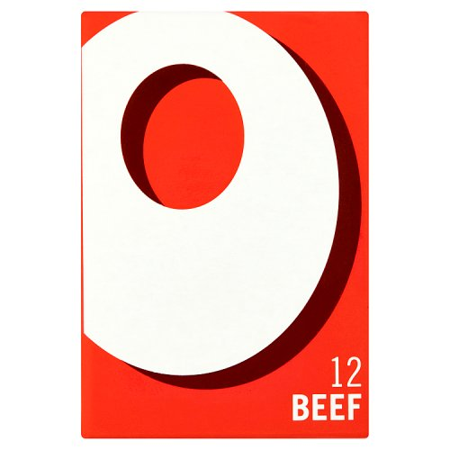 Oxo Beef Stock Cubes 12 Pack