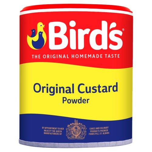 Image result for birds custard
