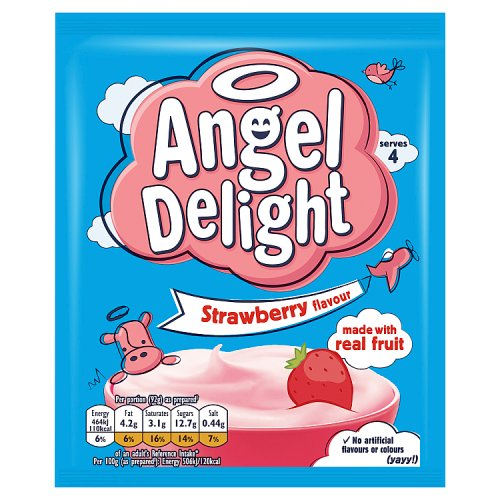 Angel Delight Strawberry