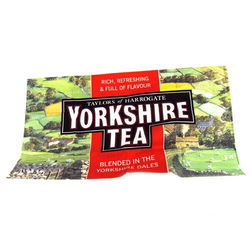 Yorkshire Tea Teatowel