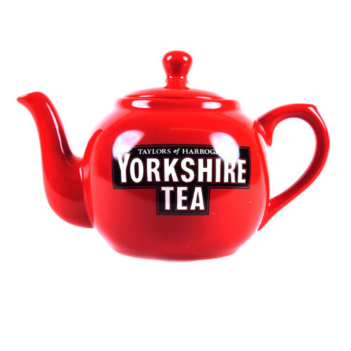 Yorkshire Tea Teapot British Gifts