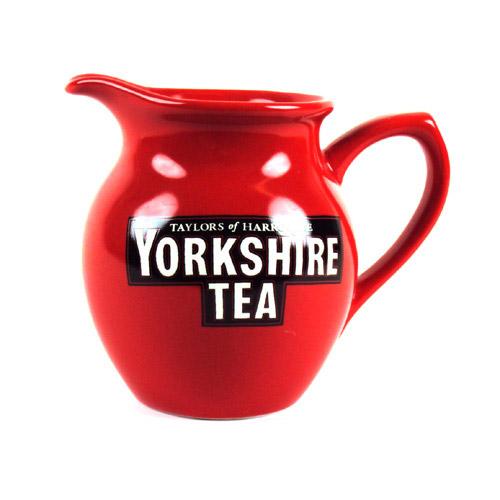 Yorkshire Tea Milk Jug British Gifts