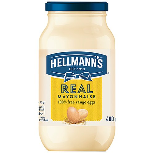Hellmanns Real Mayonnaise - Condiments Pickles