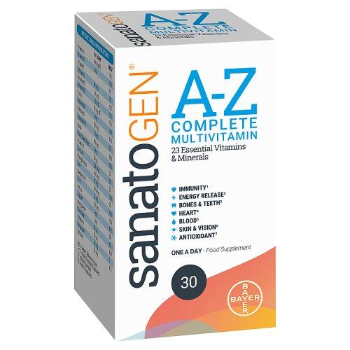 Sanatogen A to Z Complete 30 Pack