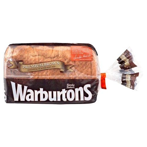 Warburtons Premium Brown Bread