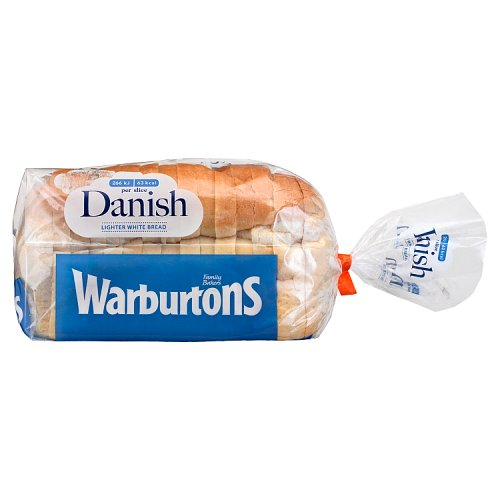Warburtons Danish White Bread