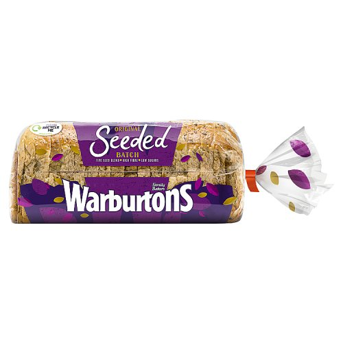 Warburtons Seeded Batch Bread