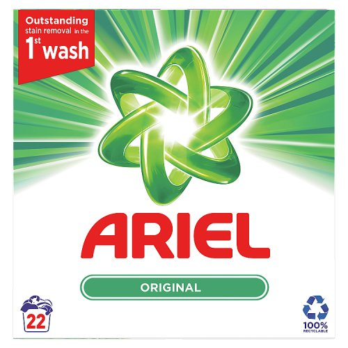 Image of Ariel Bio Powder 22 washes
