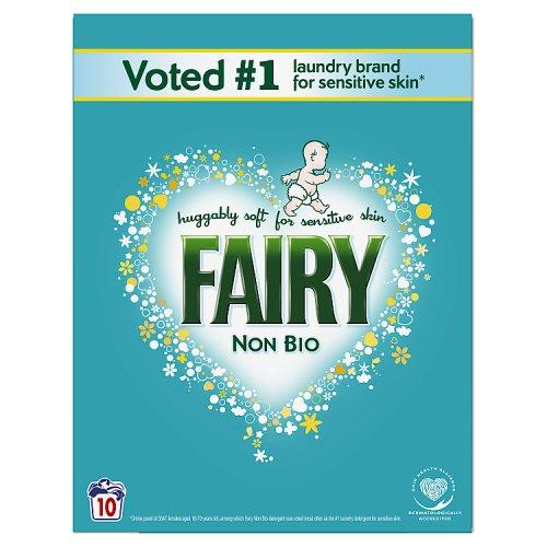 Image of Fairy Auto Non Bio 10 Wash