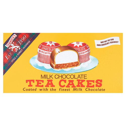 Chocolate Tea Cake Tunnock