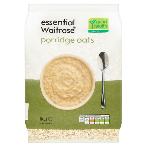 essential Waitrose Porridge Oats