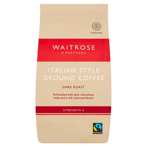 waitrose ground coffee italian blend. Black Bedroom Furniture Sets. Home Design Ideas
