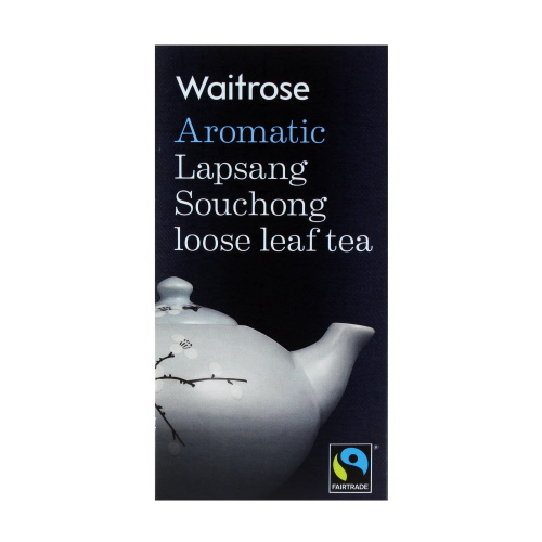 Waitrose Fairtrade Lapsang Souchong Loose Tea
