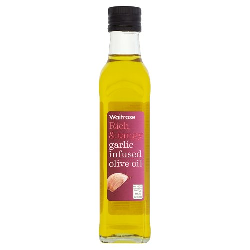 Waitrose Garlic Infused Olive Oil