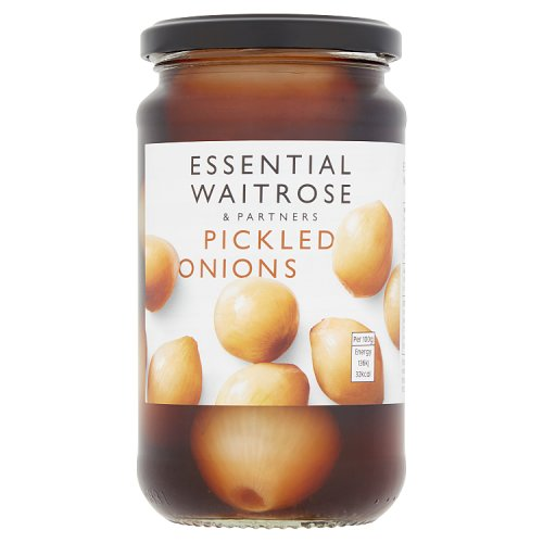 essential Waitrose Pickled Onions