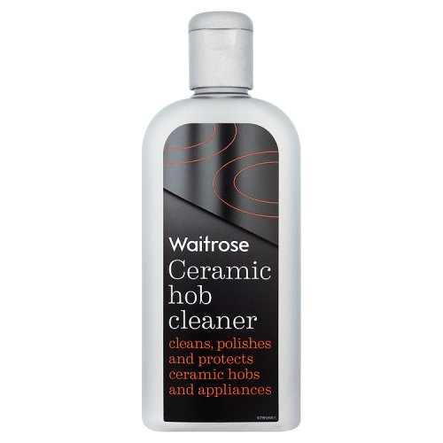 Waitrose Ceramic Hob Cleaner Cleaning Products