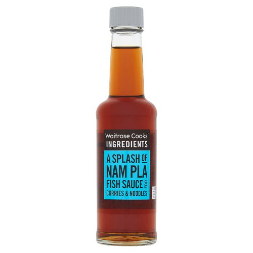 Waitrose cooks ingredients nam pla fish sauce for Best fish sauce brand
