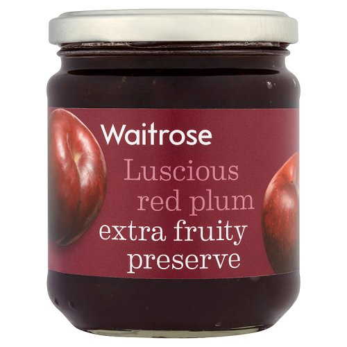 Waitrose Preserve Red Plum