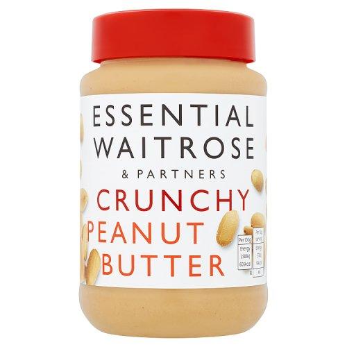 essential Waitrose Peanut Butter Crunchy