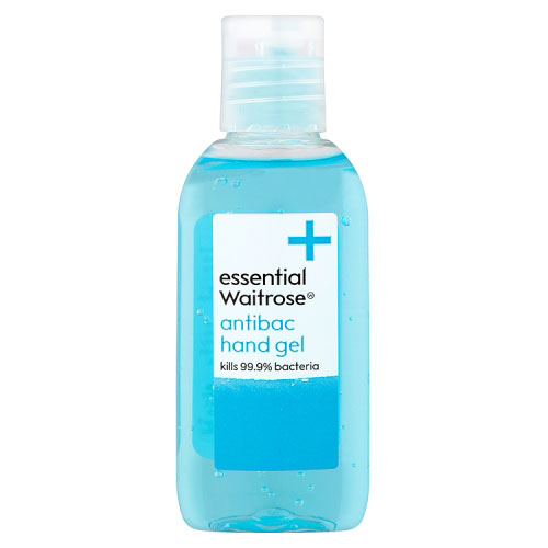 essential Waitrose Antibac Hand Gel