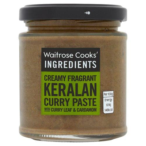 Waitrose Cooks Ingredients Keralan Curry Paste