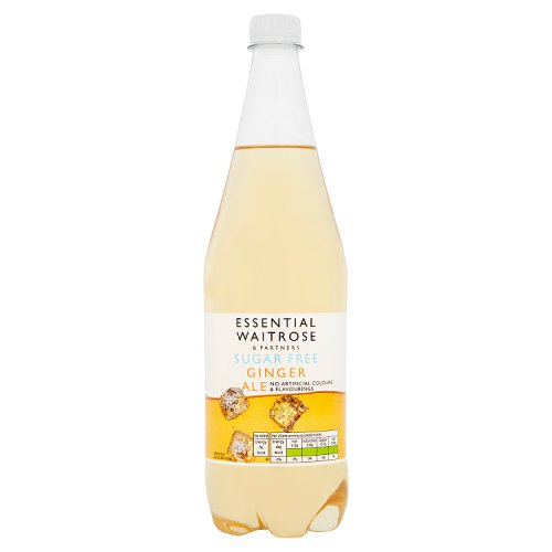 essential Waitrose Sugar Free Ginger Ale