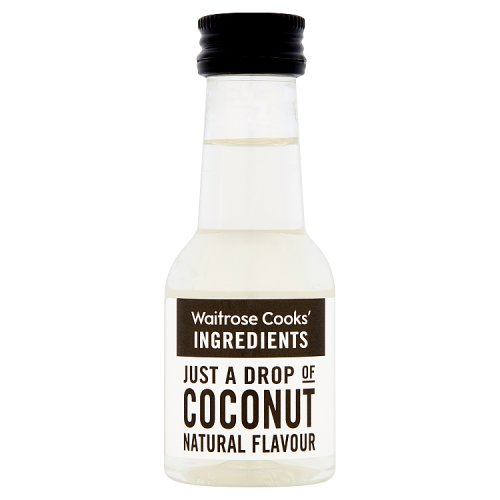 Waitrose Cooks Ingredients Coconut Flavouring