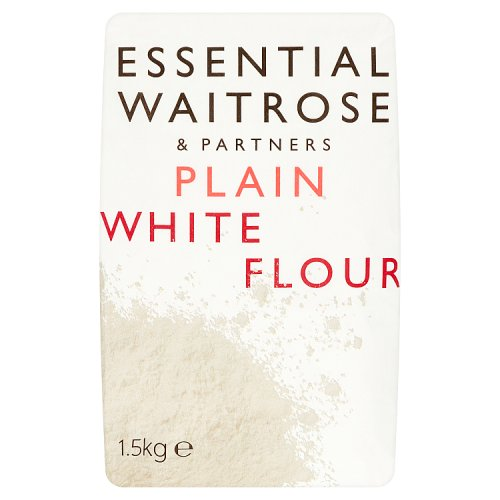 essential Waitrose Plain White Flour