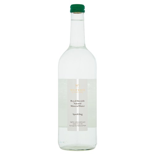 Waitrose & Partners No.1 Royal Deeside Sparkling Water