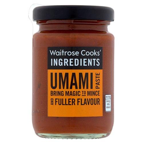 Waitrose Cooks Ingredients Umami Paste