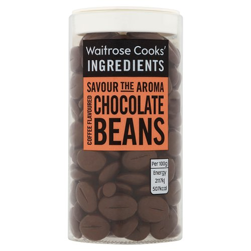 waitrose cooks ingredients chocolate coffee beans. Black Bedroom Furniture Sets. Home Design Ideas