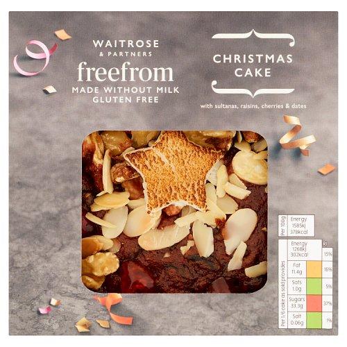 Waitrose Gluten Free Cake