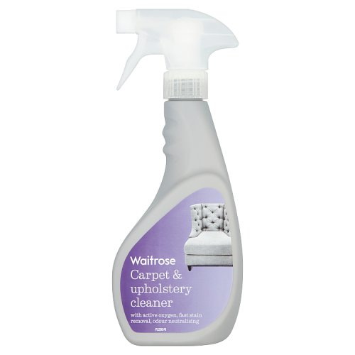 essential Waitrose Carpet & Upholstery Cleaner