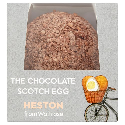 Waitrose Heston Scotch Egg