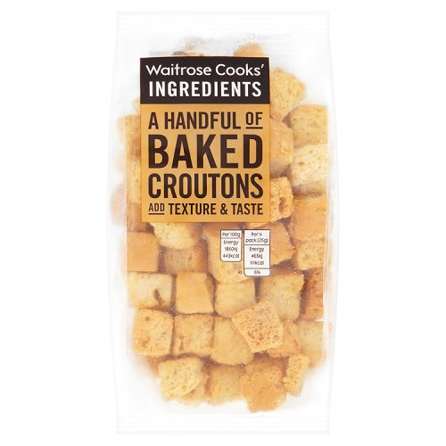 Waitrose Cooks Ingredients Croutons