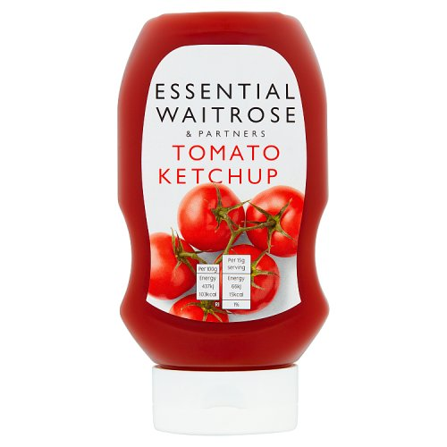 essential Waitrose Squeezy Tomato Ketchup
