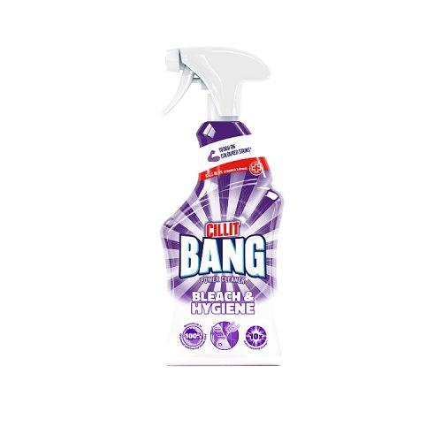 Cillit Bang Power Spray Bleach Amp Hygiene