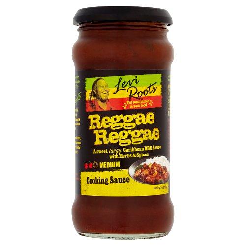 Levi Roots Reggae Reggae Medium Cooking Sauce