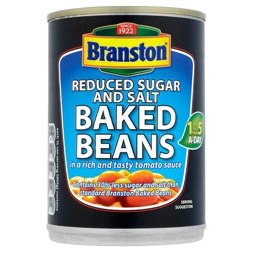 Branston Baked Beans Reduced Sugar & Salt