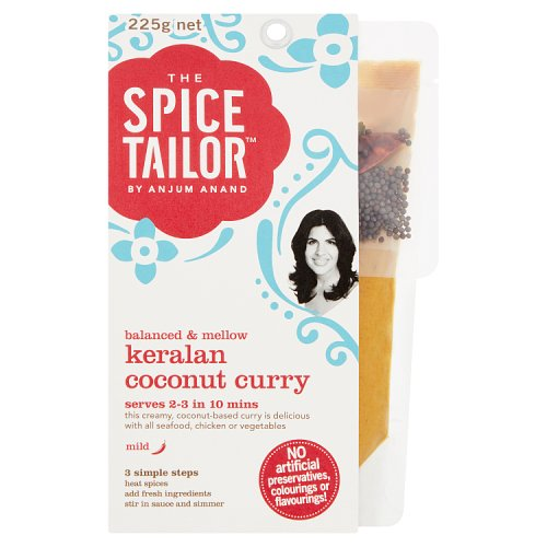 The Spice Tailor Curry Kit Keralan Coconut