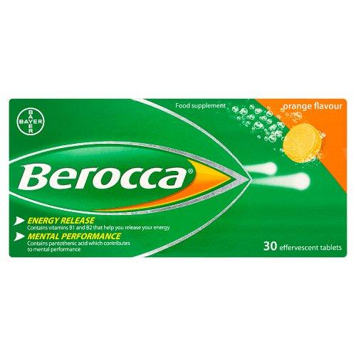 marketing mix of the berocca