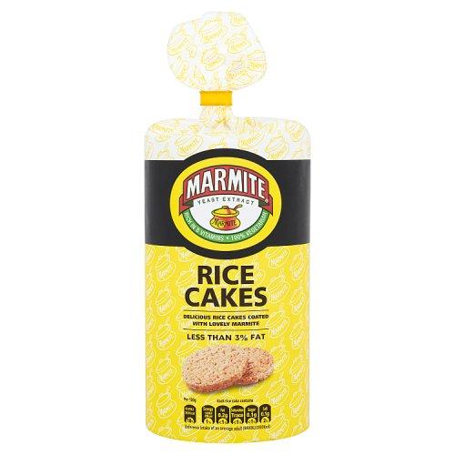 Marmite Rice Cakes Waitrose